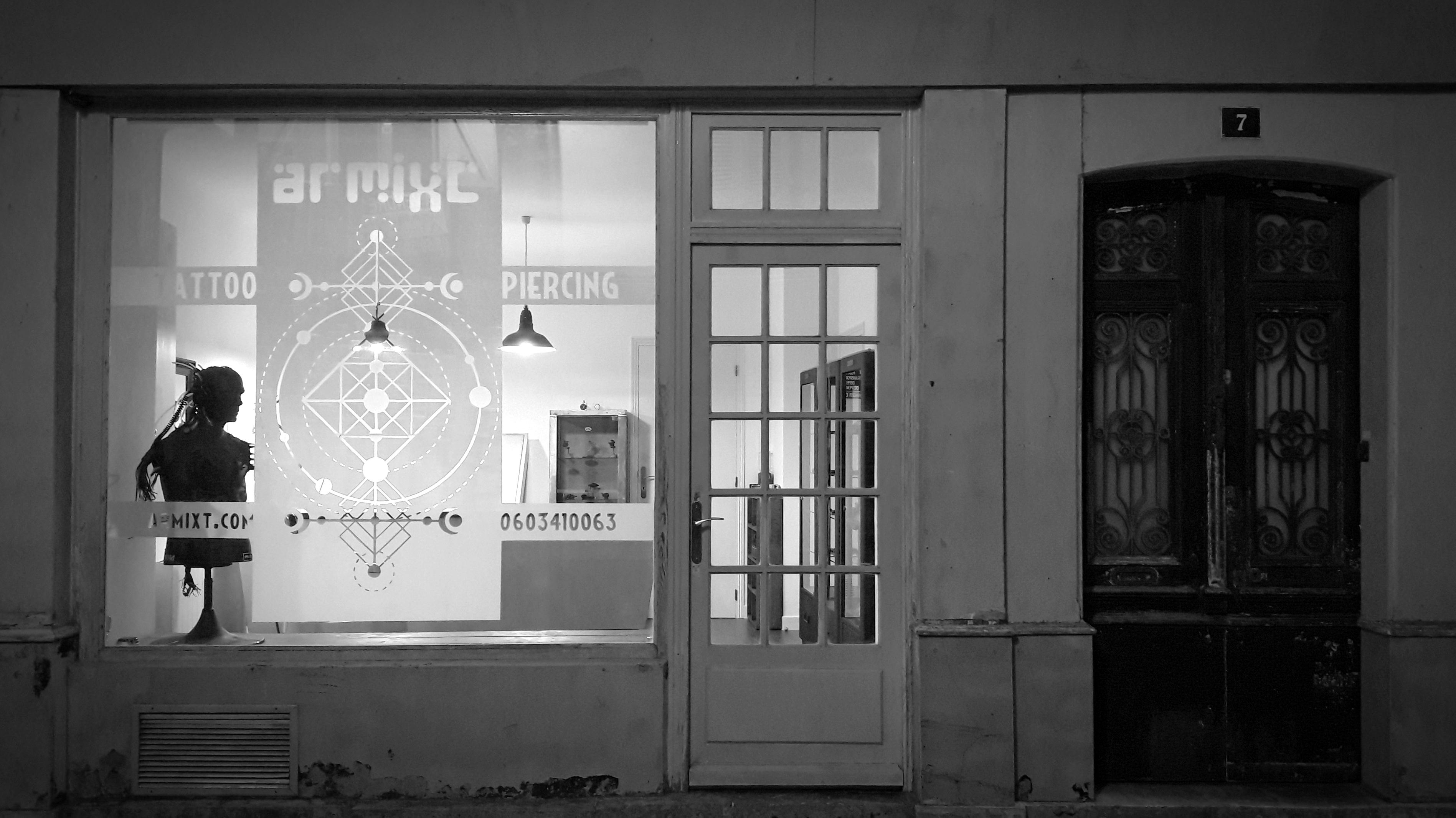 Armixt - Studio de piercing et tatouage - Shop - Oloron Ste-Marie (64)