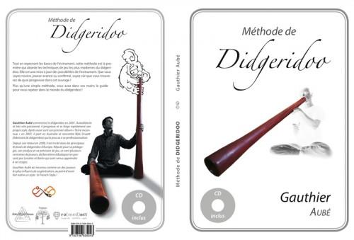 Méthode de didgeridoo | Gauthier Aubé