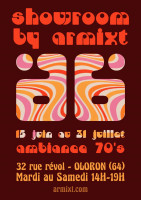 Ambiance 70's | Showroom by Armixt