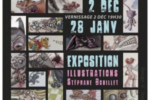 Exposition M.A.D. | Stéphane Bouillet