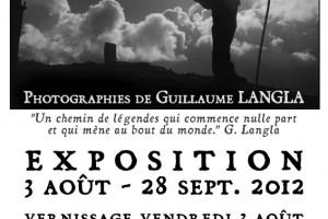 Exposition LA VOIE DES DRUIDES | Guillaume Langla