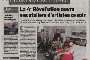 Revol'ution Oloron | La république des pyrénées 22.06.2013