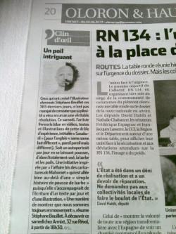 La République des Pyrénées | 19 octobre 2013